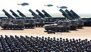 China Ancam Amerika Agar Tidak Ikut campur Dengan Taiwan
