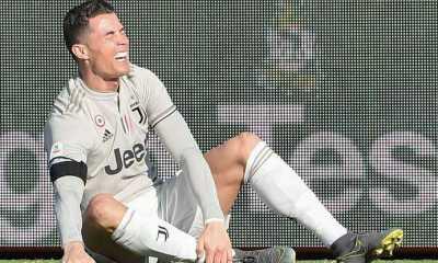 Juventus Sebut Ronaldo Akan Absen Saat Laga Melawan Atlanta