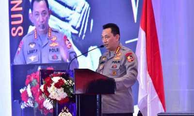 Kapolri Listyo Sigit Prabowo Minta Maaf Atas Telegram Larangan Media