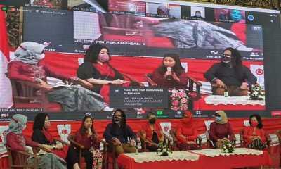 HUT Hari Kartini, PDIP Ajak Perempuan Indonesia Refleksi Kondisi Diri