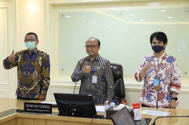 Indonesia -Taiwan Bahas Masalah Pembebasan Biaya Penempatan bagi Pekerja Migran Indonesia