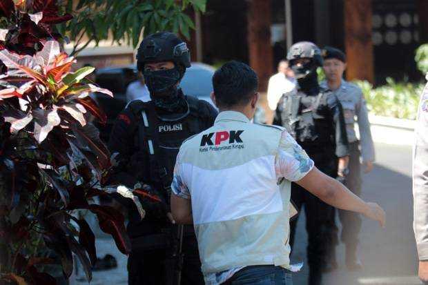 KPK Tutup Mulut Terkait Rencana Penggeledahan PT Jhonlin Baratama Bocor