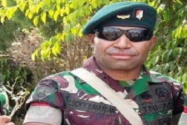 Inilah Pratu Lucky Y Matuan mantan Prajurit TNI yang Membelot Kini Menjadi Komandan Lapangan OPM