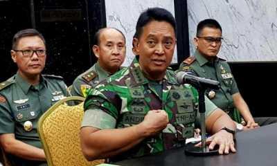 Pasca Banjir Bandang di Bima, Jenderal Andika Minta Personelnya Bantu Perbaikan Infrastruktur