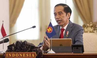 Presiden Jokowi Akan Hadiri KTT Asean Bahas Myanmar