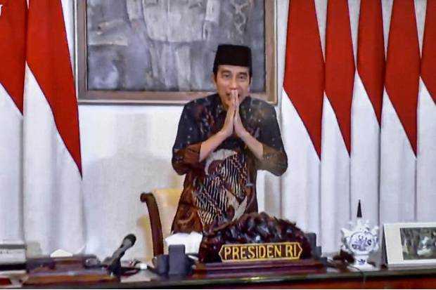Presiden Jokowi Apresiasi Dakwah Muhammadiyah Dalam Melahirkan Wirausaha Muda