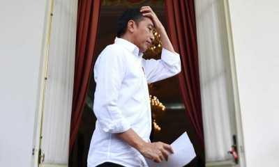 Jokowi Diminta Segera Respon Isu Pemecatan 75 Pegawai KPK