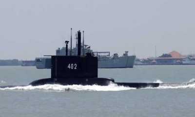 Tumpahan Minyak yang Ditemukan Diduga dari Kebocoran Tangki Kapal Selam KRI Nanggala-402