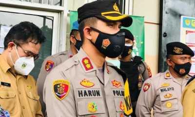 504 Personel Dikerahkan untuk Penyekatan Kendaraan di 7 Lokasi di Bogor