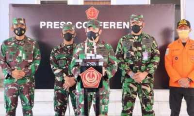 Kapuspen TNI: Pencarian KRI Nanggala-402 Difokuskan di 40 KM Utara Celukan Bawang