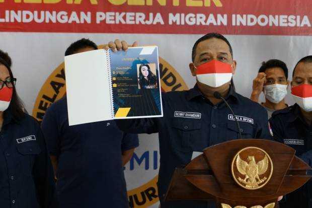 Kepala BP2MI Benny Rhamdani Laporkan PT Safana Ke Bareskrim kasus Penipuan Calon Pekerja Migran