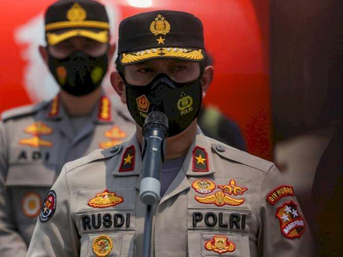 Bareskrim Tetapkan Tiga Tersangka Prajurit Polri Dalam Kasus Unlawful Killing