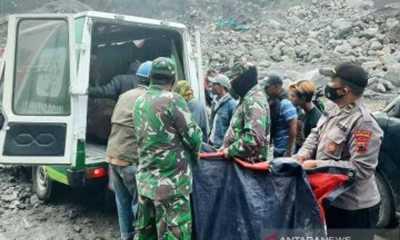 Tiga Orang Meninggal Tertimbun Longsor di Lokasi Penambangan Sungai Bebeng