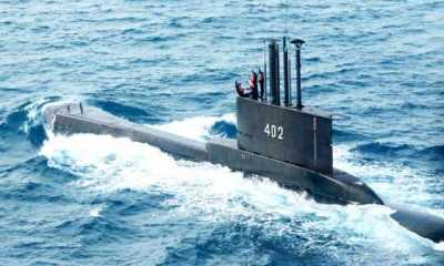 TNI Sebar Pencarian Kapal Selam KRI Nanggala-402 di 9 Titik Perairan Bali