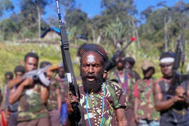 Pangdam Cendrawasih: Penembak Kabinda Papua KKB Kelompok Lekagak Telengen