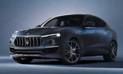 Maserati Levante Hybrid, SUV Mewah yang Ramah Lingkungan