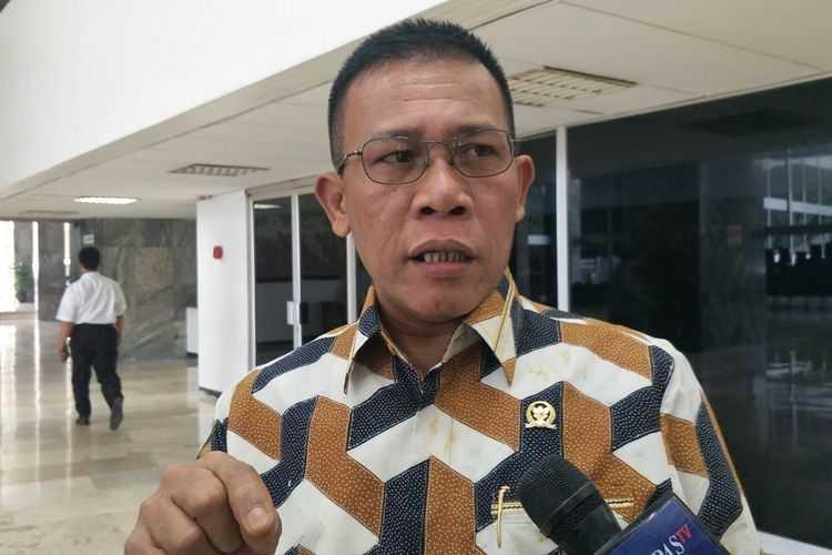 Kata Masinton, Kritikan Effendi Simbolon Bukan untuk Jokowi ke Luhut