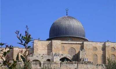 Yordania Kecam Israel yang Halangi Kumandang Azan di Masjid Al-Aqsa