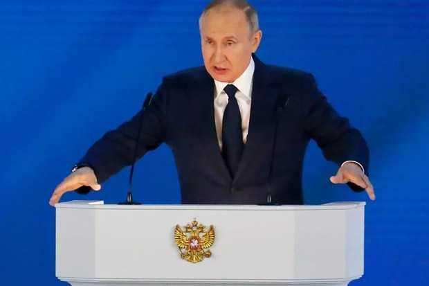 Semakin Memanas, Usai Pidato Putin, Rusia langsung Usir 10 Diplomat Amerika
