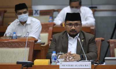 Menag Yaqut: Pelaksanaan Ibadah Haji 2021 Masih Tunggu Konfirmasi Saudi