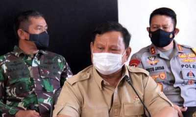 Menhan Janji Bakal Modernisasi Alutsista TNI
