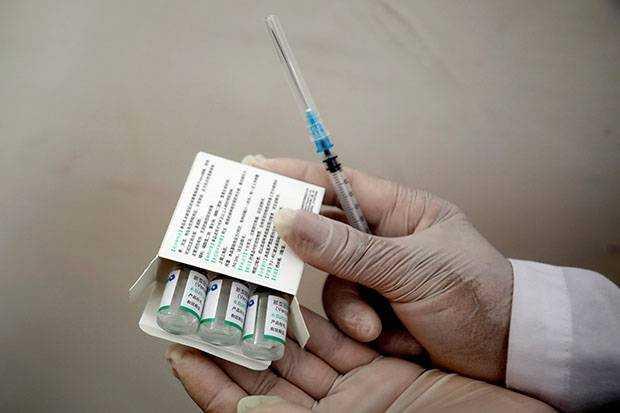 Menlu : Pembatasan Ekspor Vaksin Bisa Ganggu Upaya Global Perangi Covid-19