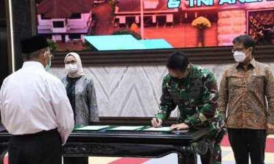 BPOM Teken MoU dengan Kemenkes dan TNI AD Soal Nasib Vaksin Nusantara