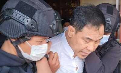 Densus 88 Masih Dalami Keterlibatan Munarman di Aksi-aksi Terorisme