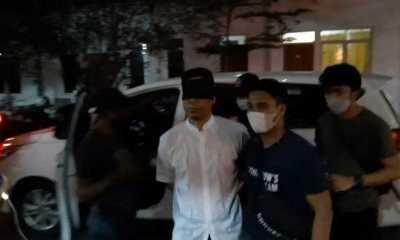 Polisi Resmi Tahan Munarman Jadi Tersangka Kasus Dugaan Tindak Pidana Terorisme