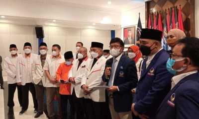 PKS dan NasDem Sepakati Akhiri Polarisasi Politik