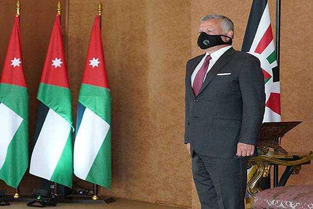 Negara-negara Arab Tegaskan Dukungan pada Raja Yordania Raja Abdullah II