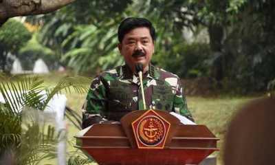 Panglima TNI Mutasi 80 Pati, Mayjen Dudung Abdurachman Jabat Pangkostrad