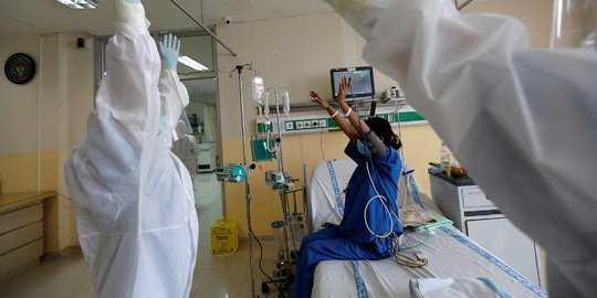 Pasien COVID-19 Sembuh di Jakarta Bertambah 1.350 Orang