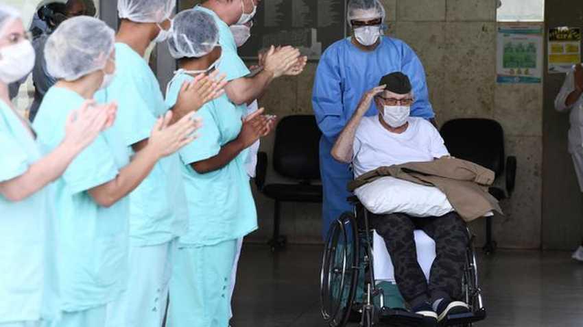 Berkat Perjuangan Tim Kesehatan, Tiga Pasien Varian B.1.617 Berhasil Sembuh