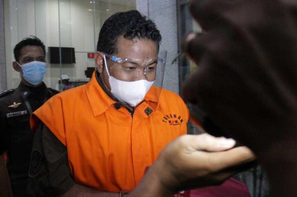 JPU Dakwa Wali Kota Tanjungbalai Suap Penyidik KPK Sebesar Rp1,695 Miliar