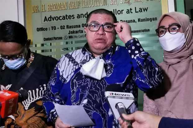 Kuasa Hukum Serahkan Bukti-bukti Dugaan Korupsi Damkar Depok ke Penyidik