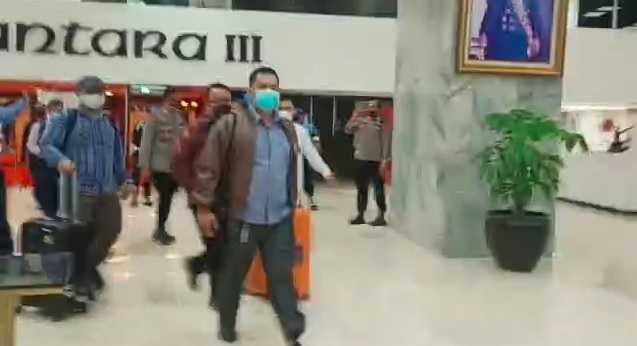 Geledah 4 Lokasi Terkait Azis Syamsuddin, KPK Amankan Beberapa Dokumen