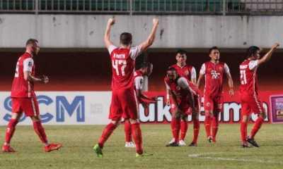 Persija Kalahkan Persib 2-0 di Leg Pertama Final Piala Menpora 2021