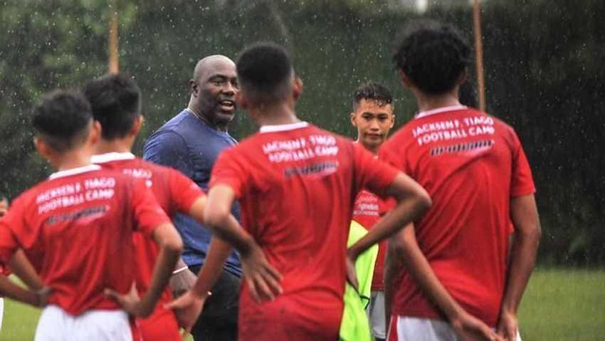 Jelang Tampil di Piala AFC, Pelatih Persipura Genjot Latihan Pemain