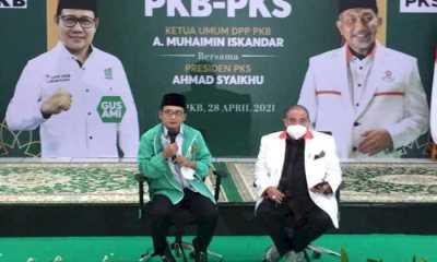 Sekjen PKB: Kami Amar Ma'ruf, PKS Bagian Nahi Mungkar