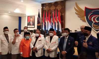 PKS dan Nasdem Komitmen Bersama Lawan Paham Radikal Teroris