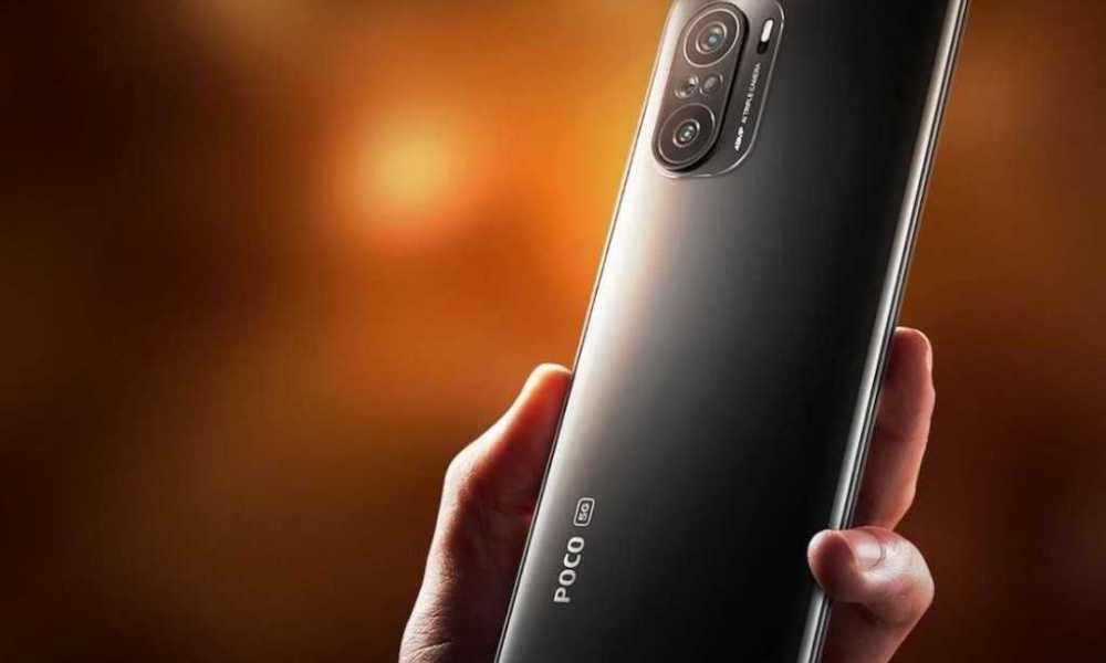 POCO F3 5G, Smartphone Flagship Bodi Tipis Harga Terjangkau