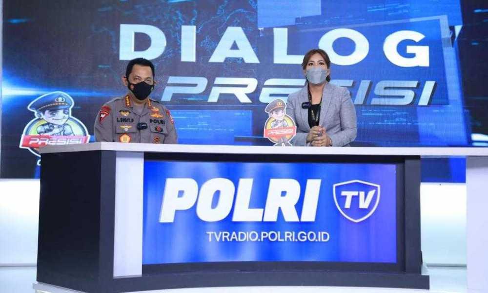 Polri TV Radio Presisi, Program Unggulan Kapolri Tangkal Hoaks
