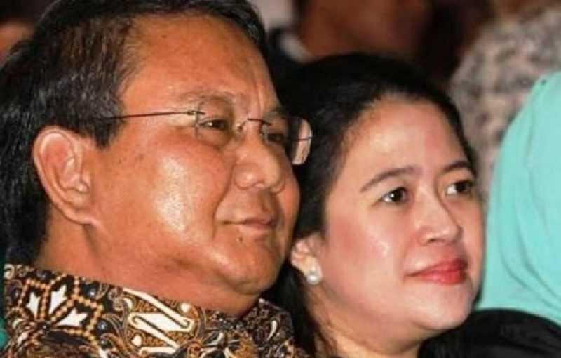 Survei: Duet Prabowo-Puan Tertinggi Ungguli RK-AHY dan JK-Anies