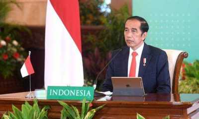 Jokowi Optimis Juli Mendatang 70 Juta Penduduk Telah Disuntik Vaksin