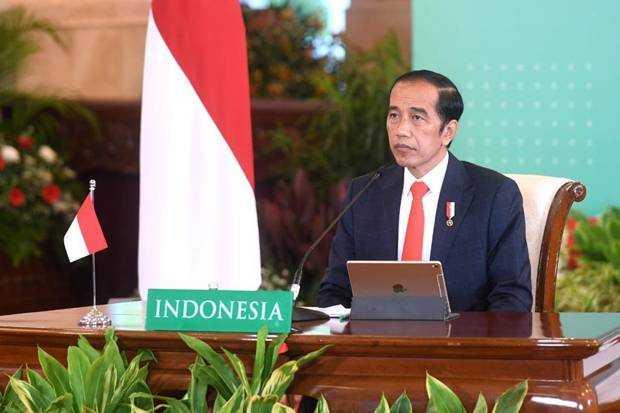 Bangkitkan Minat Turis Asing ke Indonesia, Jokowi Luncurkan Kharisma Event Nusantara 2021