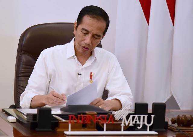 Presiden Jokowi Telah Tandatangani Keppres Terkait Panitia Pencalonan Tuan Rumah Olimpiade