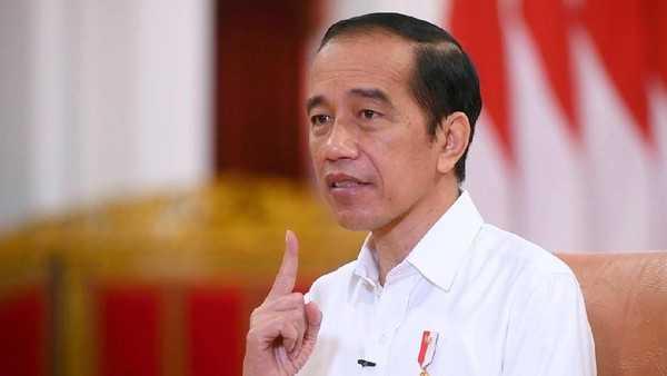Jokowi Minta Pencarian Kapal Selam KRI Nanggala-402 Dilakukan Secara Optimal