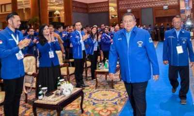 Pendaftaran Merek Demokrat Dipertanyakan, Pendiri Demokrat Wisnu HKP : Itu Milik Publik Bukan Milik Pribadi SBY
