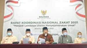 Baznas Ikut Bantu Program Provinsi Gorontalo